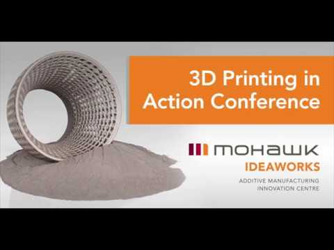 3D Printing in Action Conference 2018
