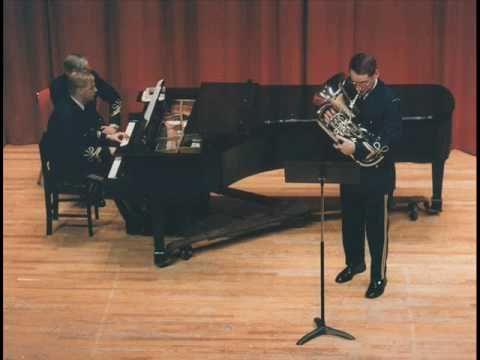 Euphonium Solo  Schubert Serenade