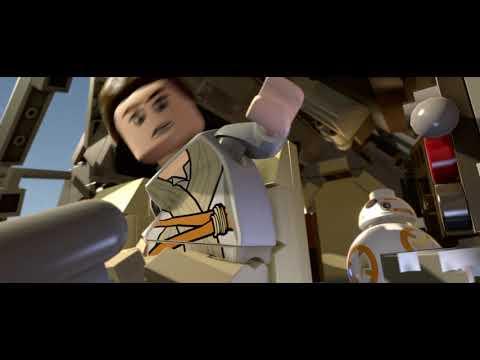 Игра вдвоем в Лего Звездные Войны
