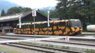 Austria -Puchberg-Salamander-Schneebergbahn