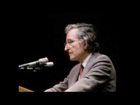 """Noam Chomsky - """"Support Our Troops"""""""