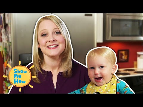 Talk to Your Baby | WITH BLOOPERS! | Show Me How Parent Video