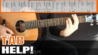 Help Guitar Tab