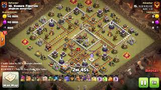 Ultimate Skills Hit 3 star th11, Ground and Air Troop, Which Skills You Want to try agian and agian