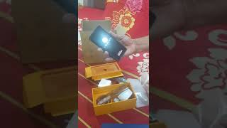 Oopo find X first unboxing retail unit from flipkart in india