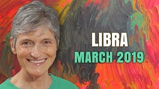 Libra March 2019 Astrology Horoscope Forecast