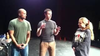 Oregon Shakespeare Festival performers visit Acalanes Thumbnail