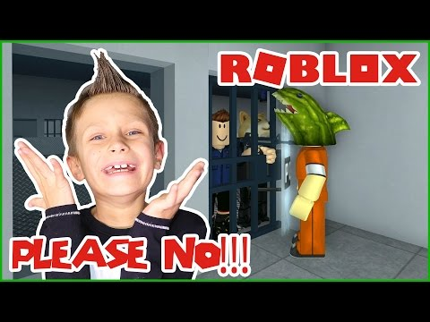 Please NO!!!  /  Roblox Prison Life