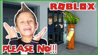 Si prega di NO!!! / Roblox Prison Life