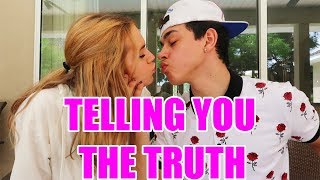 the truth about us... (sorry)