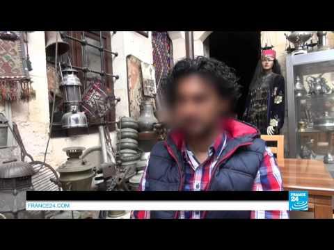 Antiquités syriennes : sur les routes du trafic