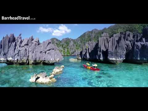 Discover Palawan in the Philippines with Barrhead Travel