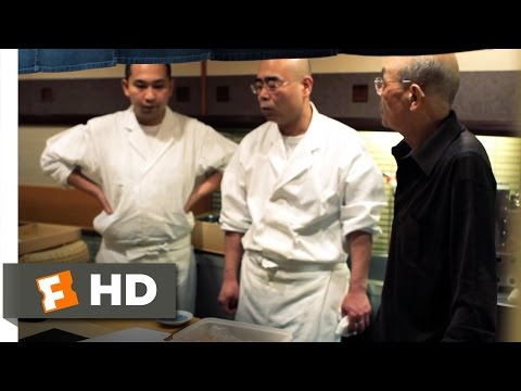 Jiro Dreams of Sushi 211 Movie   Attributes of a Great Chef 2011 HD