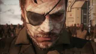 MGSV - E3 2014 Trailer SONG - (OST Mike Oldfield - Nuclear)