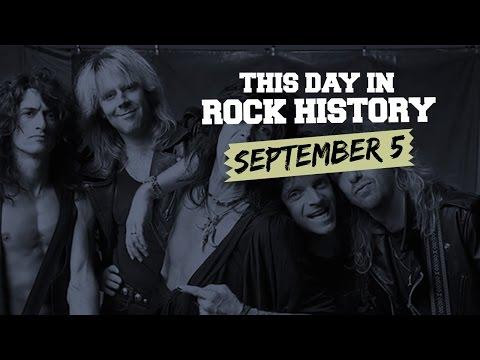 Aerosmith's Only No. 1, Rolling Stones Make a 'Bigger Bang' - September 5 in Rock History