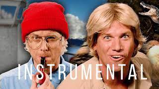Jacques Cousteau vs Steve Irwin   INSTRUMENTAL