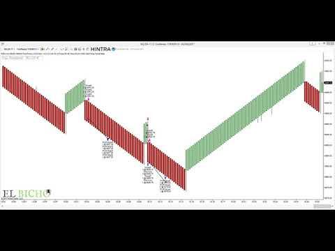 El Bicho – NQ – Indice Americano NASDAQ – Sistema Automático de Trading Algorítmico NinjaTrader