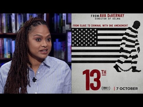 "Part 1: Ava DuVernay's Documentary ""13th"" About Mass Incarceration Shortlisted for an Oscar"