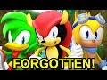 Top 5 FORGOTTEN Sonic Characters - NewSuperChris