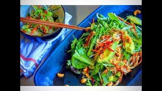 Awesome Asian Chicken Salad