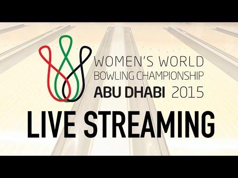 2015 World Women's Championships - Team, Round 1