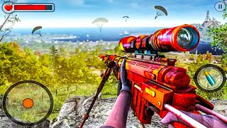 IGI Sniper 2019: US Army Commando Mission - Android GamePlay HD - Sniper Shooting Games Android #4
