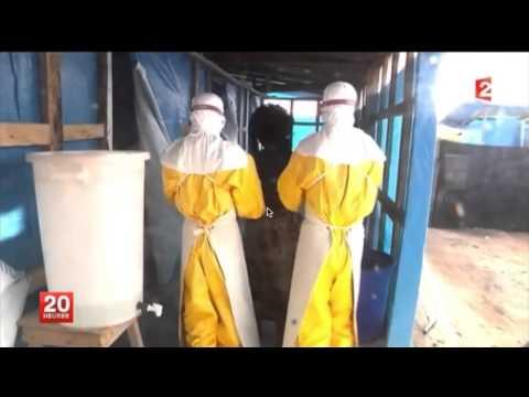 ebola bras faiblesse faiblesse