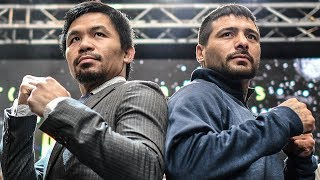 MANNY PACQUIAO VS LUCAS MATTHYSSE & MORE 78 & BLACKFIGHTFANTV