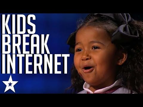 TOP 6 MOST VIEWED KIDS on America's Got Talent EVER! | Got Talent Global