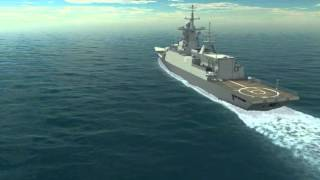 Steregushchy class corvette - Project 20382