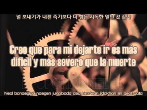 지독하게 (Severely) - F.T. Island (Romanización/Hangul/Sub Esp) HD