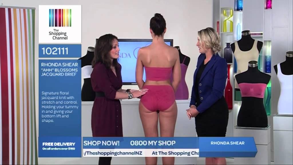 df1a7208e8e Rhonda Shear Shapewear on The Shopping Channel - YouTube