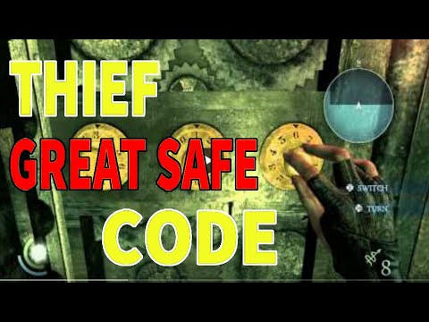 Thief-Chapter 4 The Great Safe Combination Codes