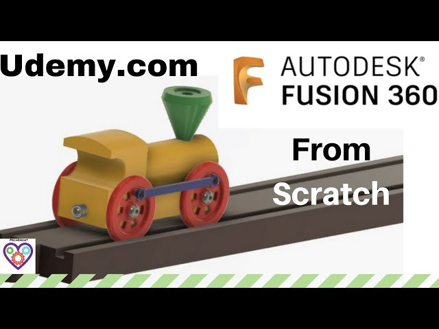 Fusion 360 Beginners Tutorials on Udemy.com