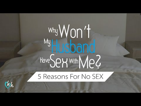 Why won t my boyfriend have sex with me foto 58