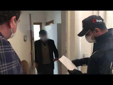 SOSYAL DESTEK ÖDEMELERİ EVLERDE YAPILMAYA BAŞLANDI