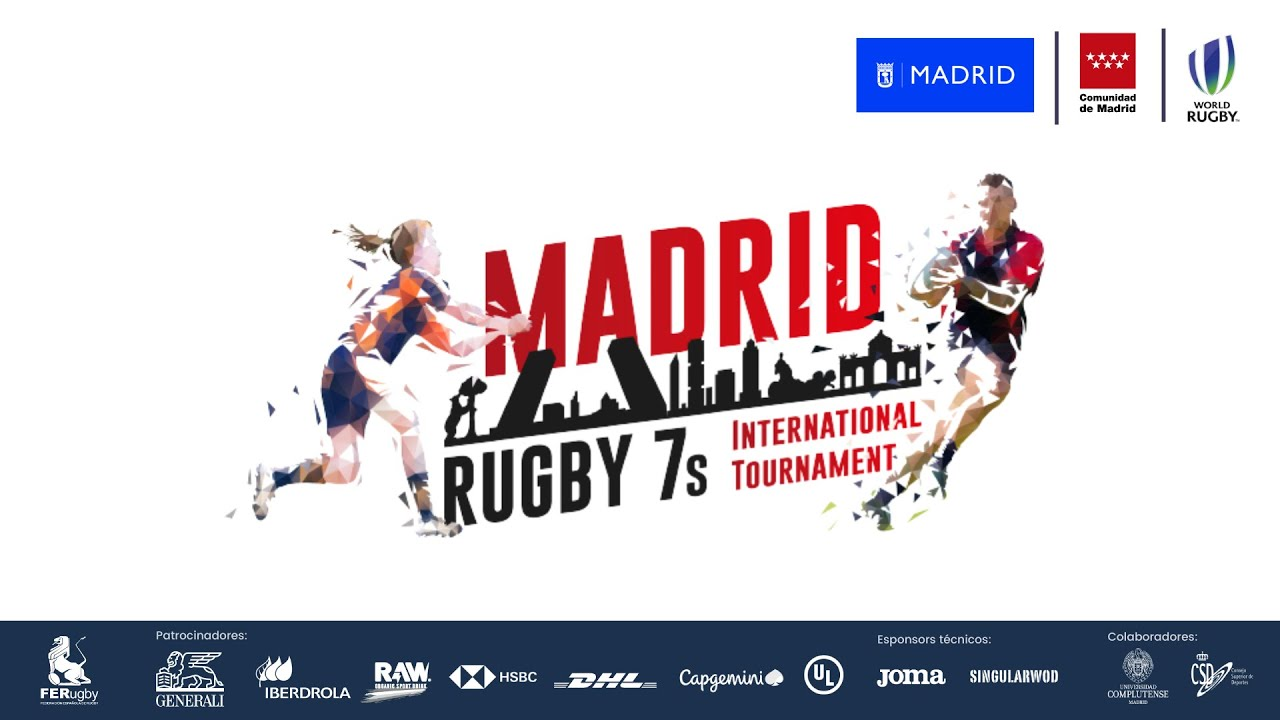 Madrid Rugby7s International Tournament Sábado - скачать с YouTube бесплатно