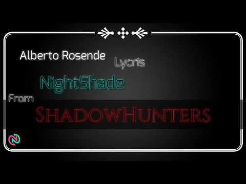 AlbertoRosende   Nightshade  Music  lyrics