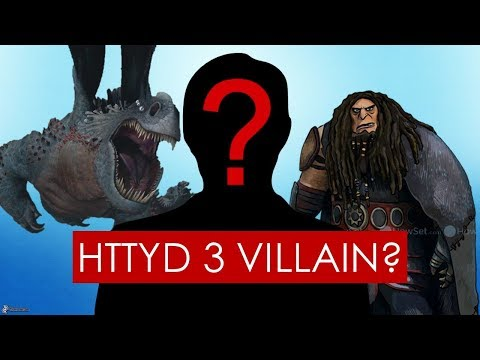 Download Youtube: HTTYD 3 Villain REVEALED: Grimmel [How to Train Your Dragon 3]