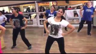 roab rakhdi nimrat khaira bhangra workout ranvirrana bhangra at jas k shan dance dacha