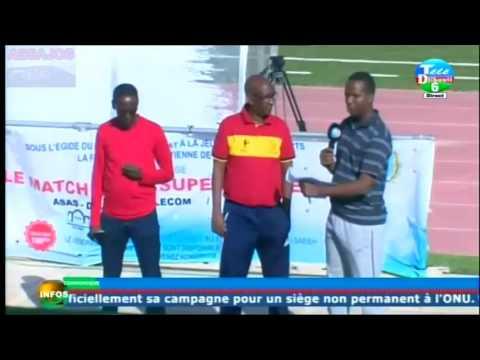 Djibouti: ASAS/Djibtelecom vs Dikhil  (Supercoupe de Djibouti) 14/10/2016
