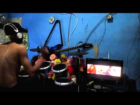 You And I Going South Pee Wee Gaskins Drum cover by Jono feat  Lan Alexander