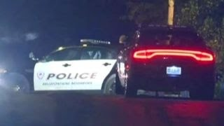 Rookie police officer ambushed, shot in arm by wanted man