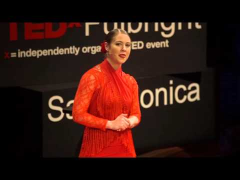 Flamenco is a language | Alice Blumenfeld | TEDxFulbrightSantaMonica