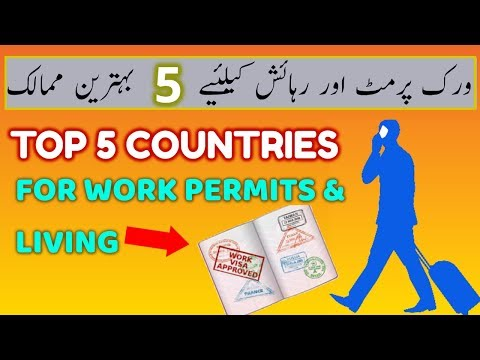 Top 5 Countries For Easy Work Visa And Living - Visa Guru