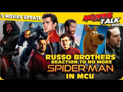 Russo Brothers Reaction On Spider-Man Out From MCU More 4 Movies Update [Explained In Hindi]