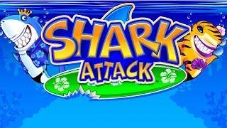 Shark Attack Slot - Bonus & BONUS - NICE!