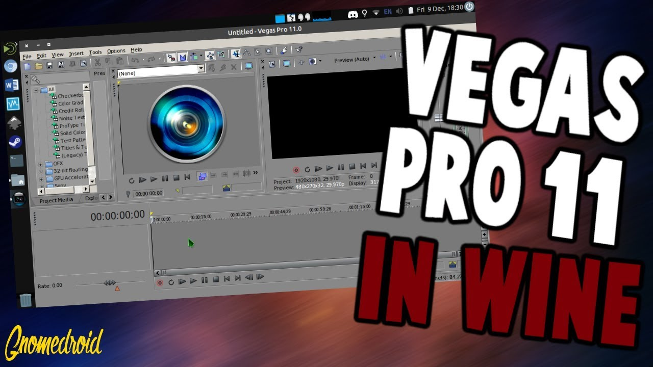 Sony vegas pro 11 full download.