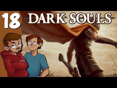 Let's Play | Dark Souls - Part 18 - A Tree of Secrets