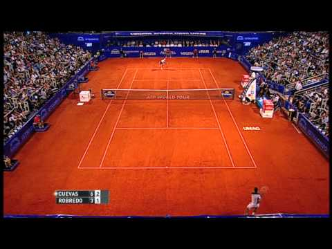 Umag 2014 Final Highlights Cuevas Robredo